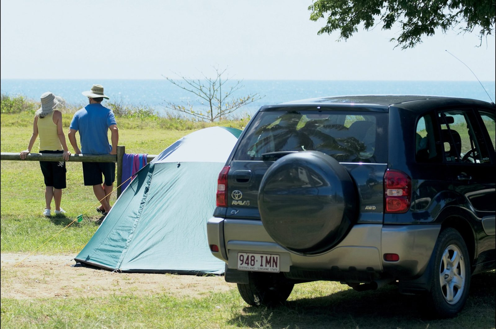 Sea forth Camping
