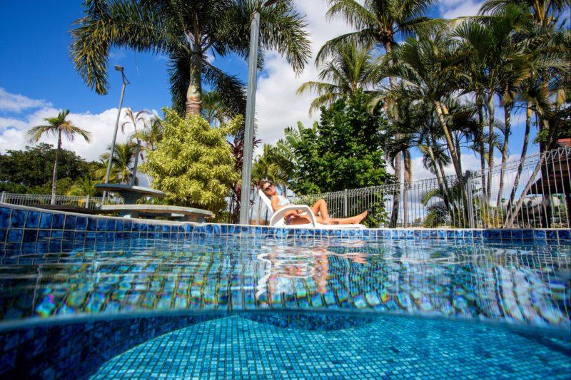 Secura Lifestyle Magnetic Gateway Pool