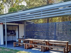 Secura Lifestyle North Gold Coast Camp Kitchen