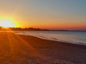sunset Shoal Point