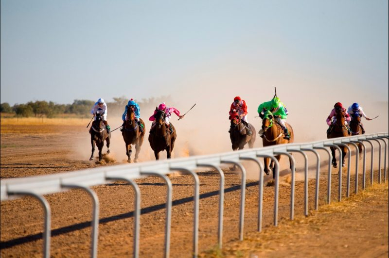 Simpson Desert Racing Carnival