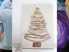 learn to make christmas trees