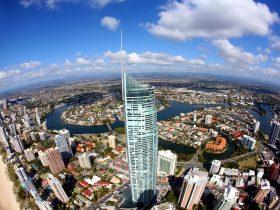 SkyPoint Observation Deck at Q1 Gold Coast