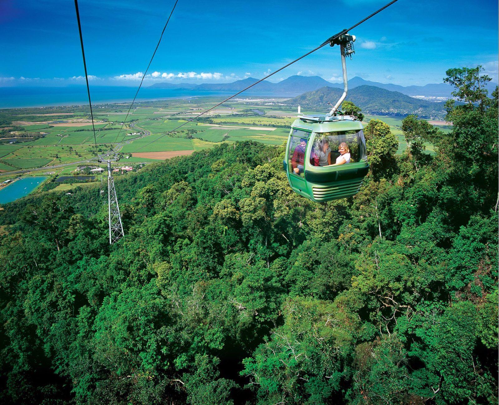 must do rainforest experience cairns