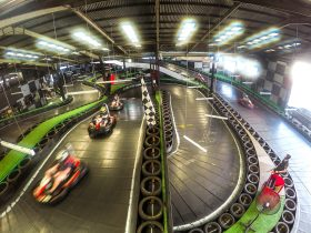 Slideways Go Karting Brisbane