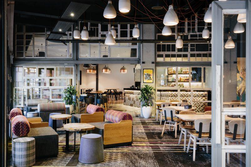 Social House restaurant and bar