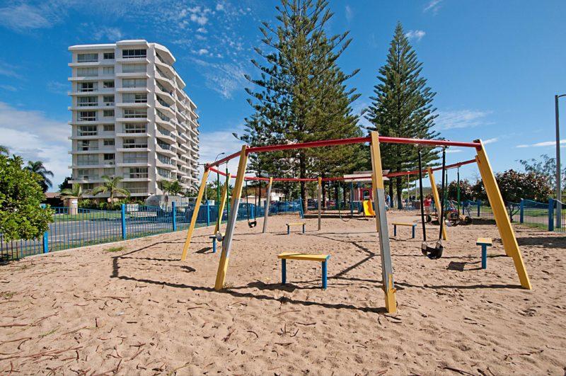 Childrens playground opposite Solnamara