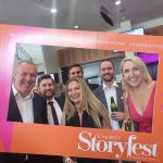 Somerset Storyfest Business Lunch