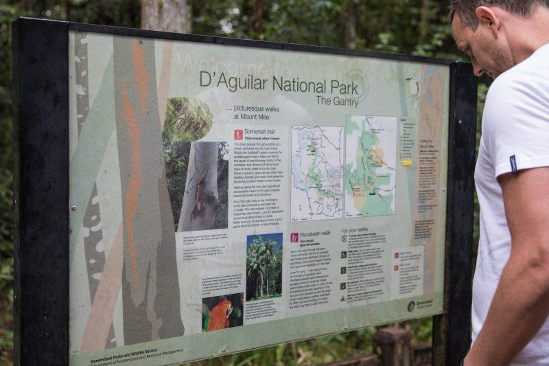 Somerset_Trail_Daguilar_national_park_MtMee_signage_dayboro_moreton_bay_region