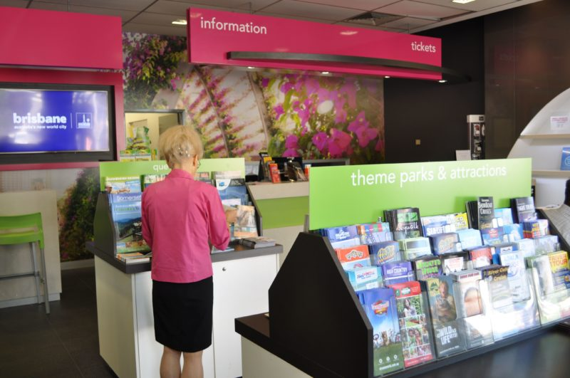 South Bank Visitor Information and Booking Centre