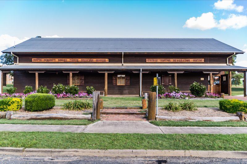 South Burnett Timber Industry Museum