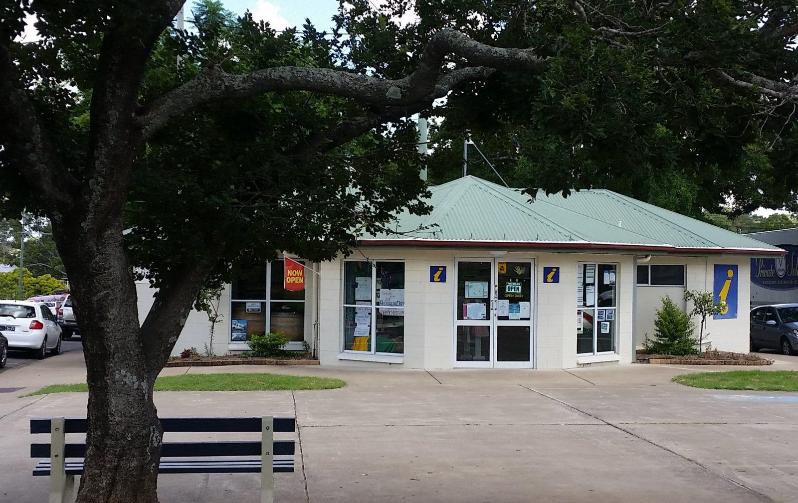 South Burnett Visitors Information Centre - Murgon