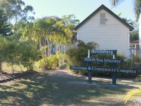 South Sea Islander Church Bundaberg