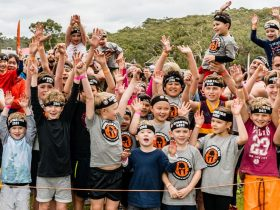 Spartan Kids Sunshine Coast