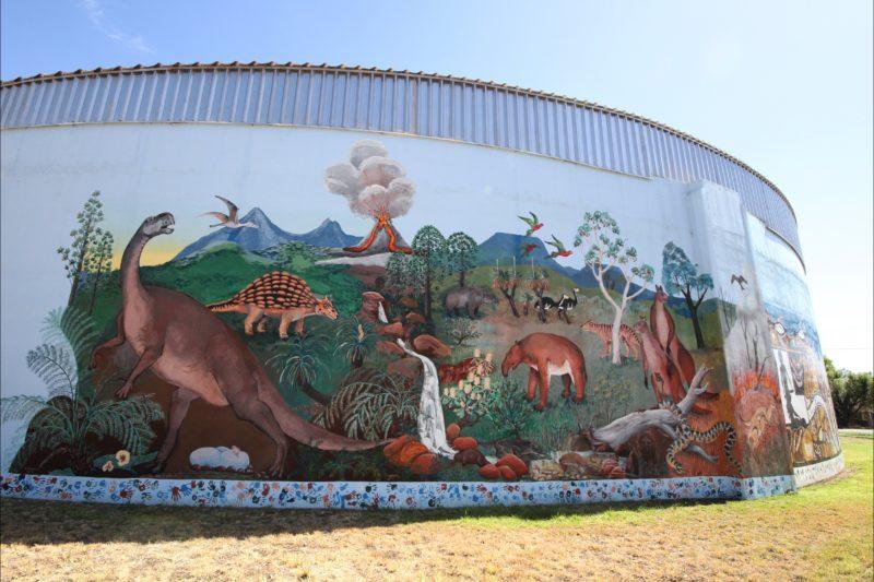 Spirit of the Land Mural