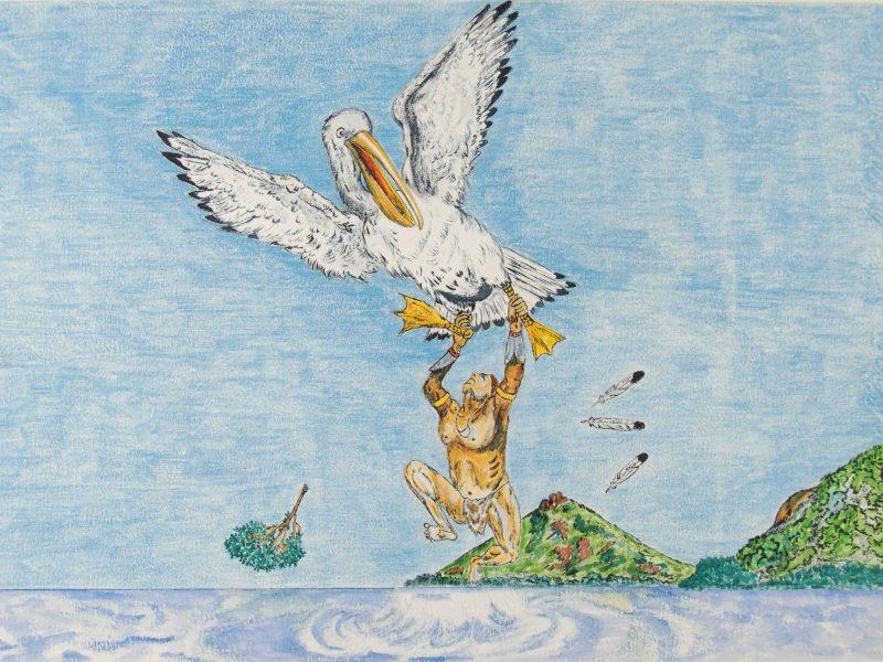 Dreamtime story of Amipuru