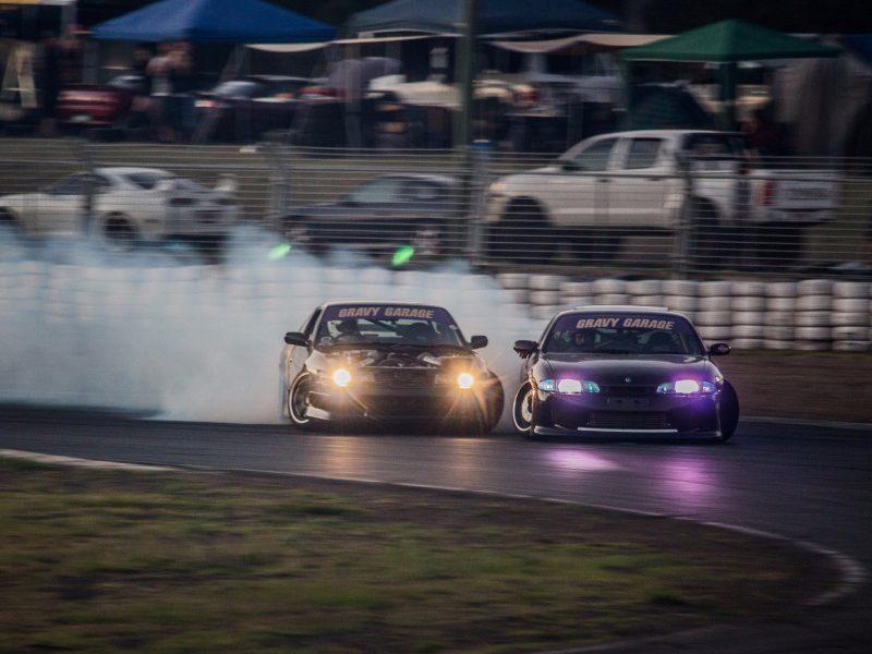Drift Matsuri at Queensland Raceways
