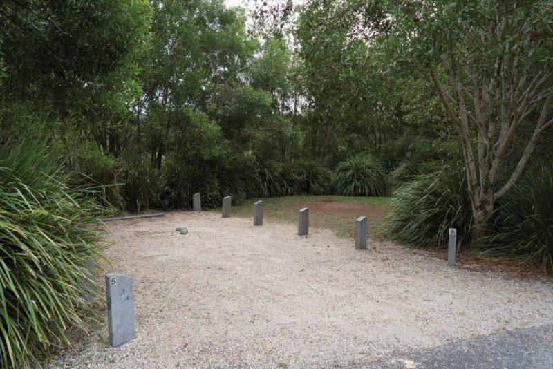 Camp site 5.