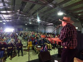 St George Yellowbelly Country Music and Poets Festival