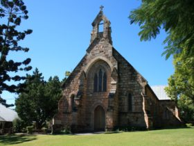 St Mary's Anglican Church, Memorial Chapel