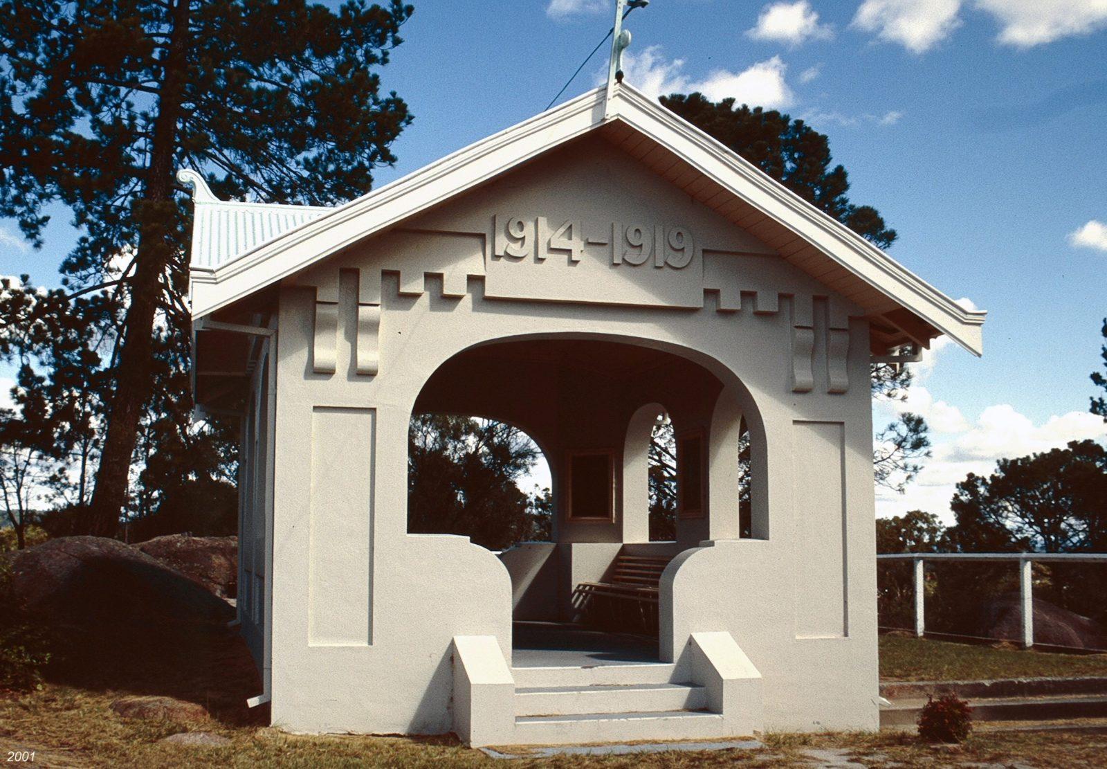 Stanthorpe Soldiers Memorial