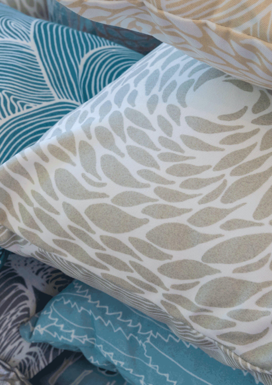 Starfish Studio, outdoor fabric, stradbroke designs