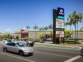 Stockland cairns