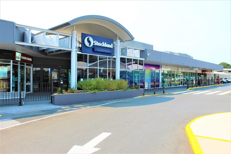 Stockland Gladstone | East Entry