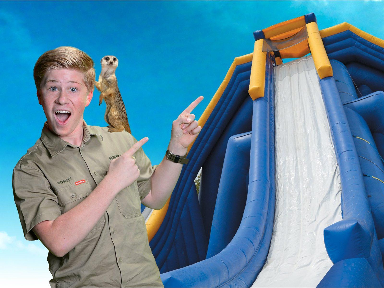 Summer Down Under at Australia Zoo