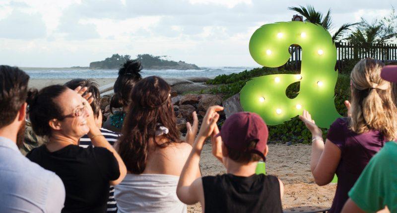 Anywhere Festival on the Sunshine Coast