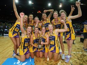 Sunshine Coast Lightning - 2017 Suncorp Super Netball Champions