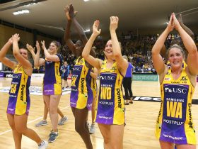 Lightning v Swifts Major Semi Final