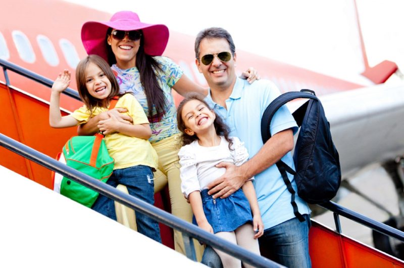 Surf City Transfers specilise in family friendly transfers