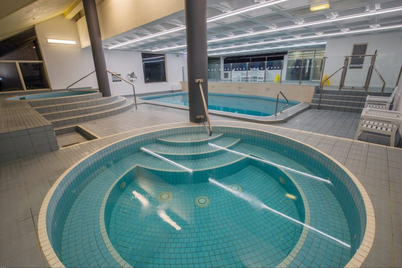 Heated Indoor Pool & Spas
