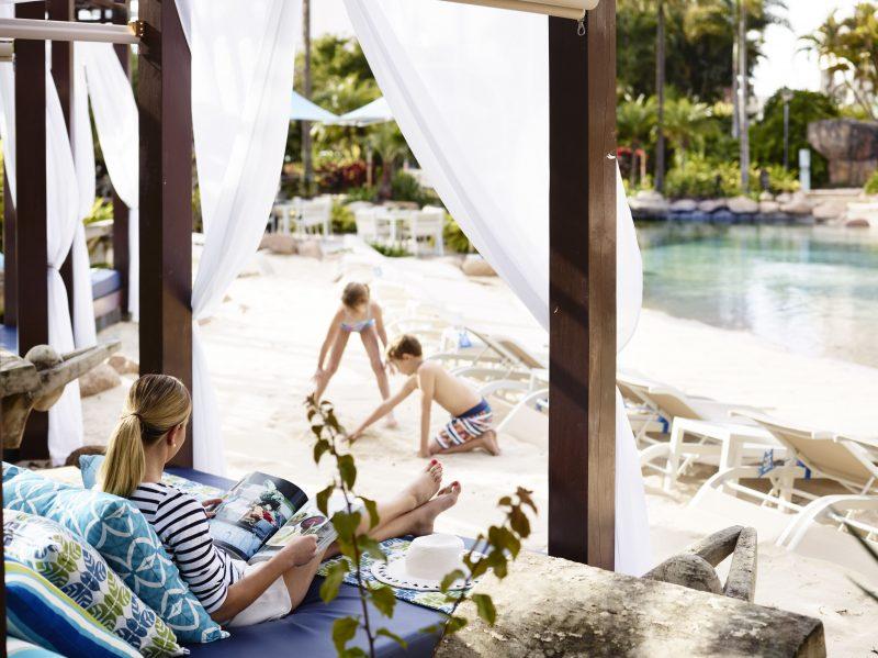 Gold Coast luxury resort pool