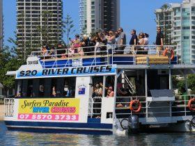 river cruise southport sundale bridge