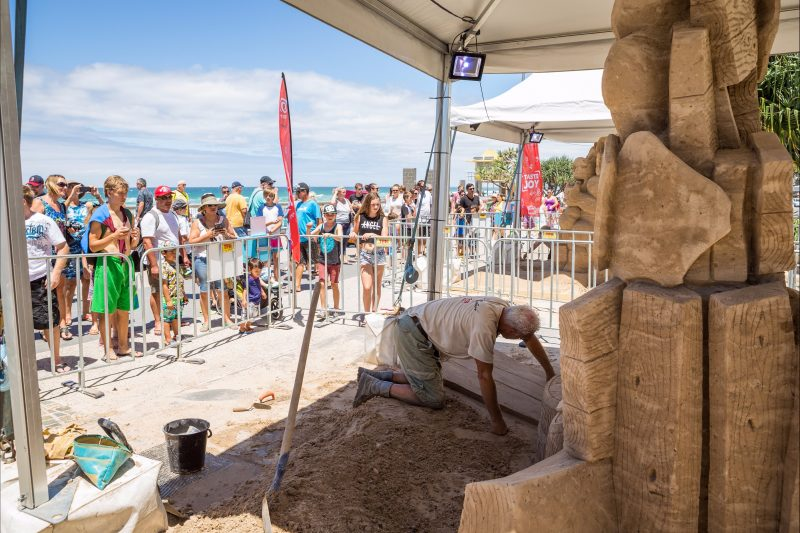 Australian Sand Sculpting Championships