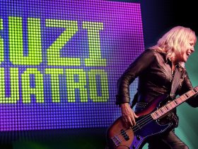 Suzi Quatro – It's Only Rock'N'Roll Live 2019