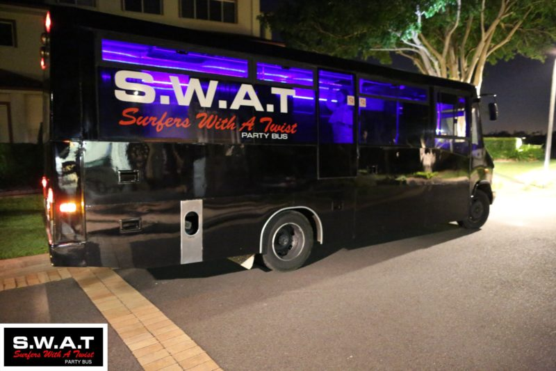 SWAT - Surfers With A Twist - the only way to party in Surfers Paradise