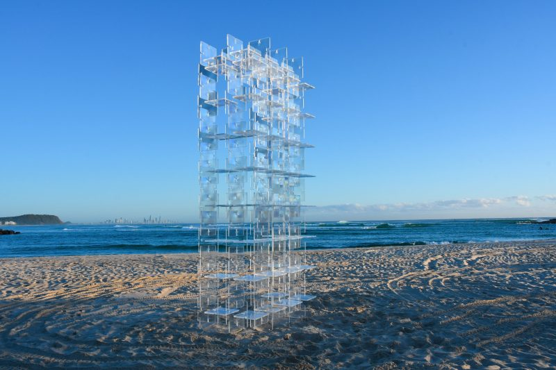 Come and see for yourself over 50 large scale sculptures along Currumbin Beach 11-20 Sept. '20