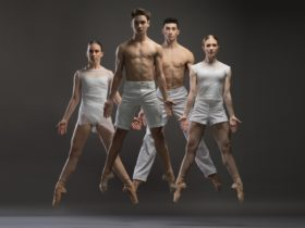 Queensland Ballet Artists & Academy Students
