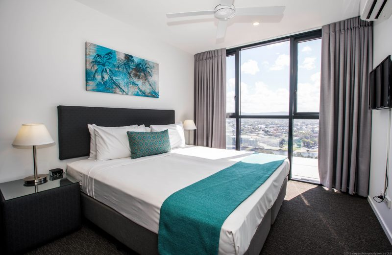 Main Bedroom Syngery Broadbeach
