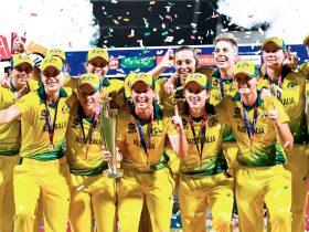 Australia Women's Cricket Team