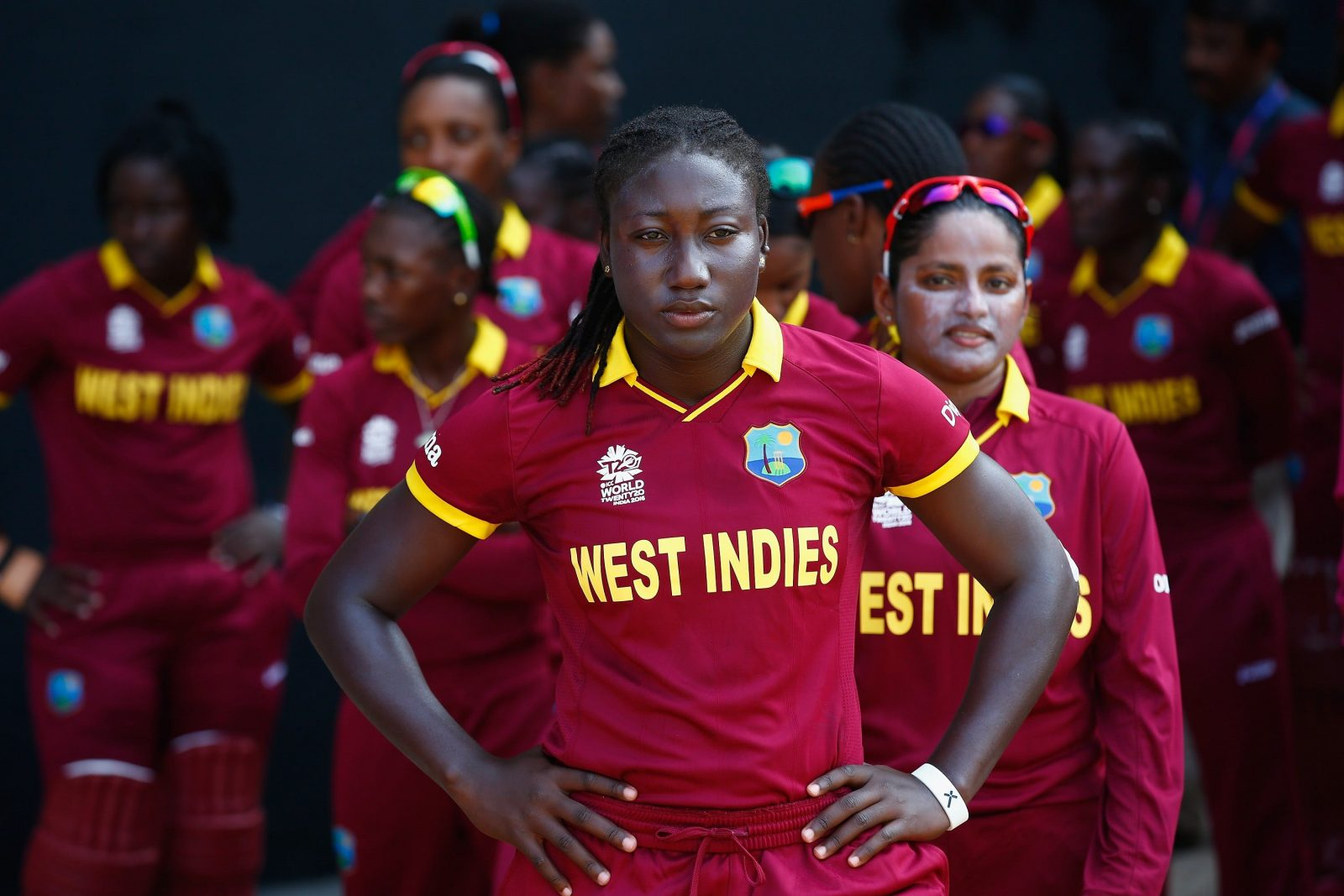 T20 World Cup Women S Preparation Hub India Versus West