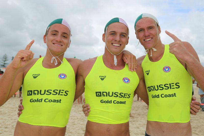 Australian surf life saving championships