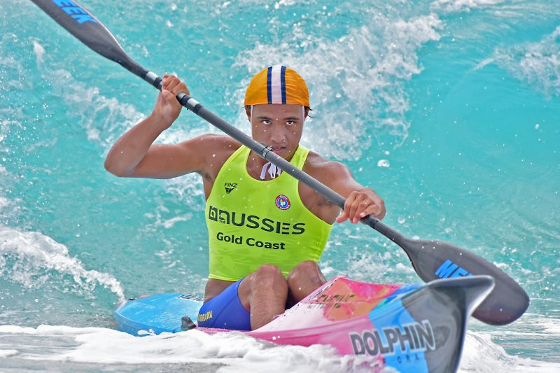 Athletes will take part in a range of surfsport and Surf Life Saving based events including the ski.
