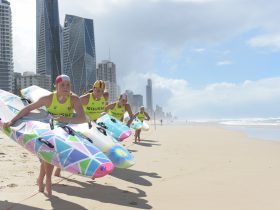 Youth competitors will hit the sand and take to the water in 2 days of action packed competition