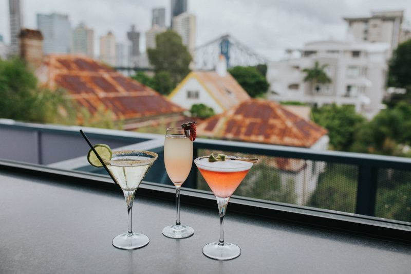 Spicers Balfour rooftop bar