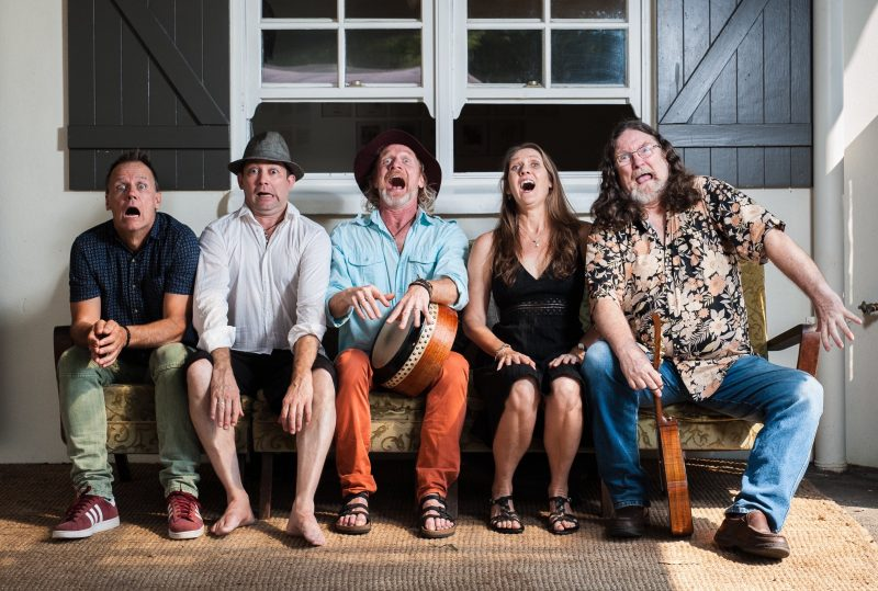 The Barleyshakes - performing at The Imperial Hotel Eumundi on Saturday 11 January with 'ALDOC'