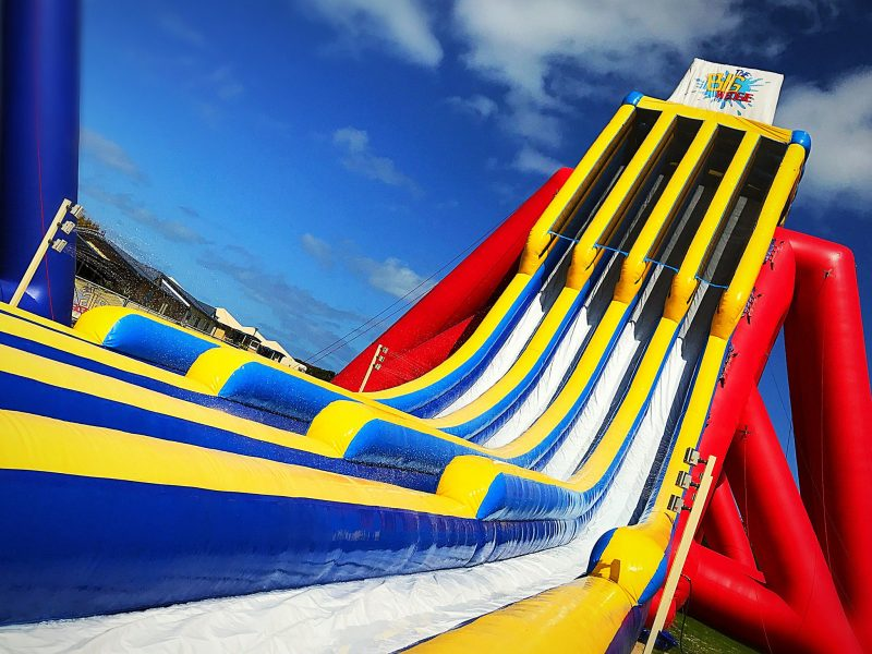 Inflatable Waterslides